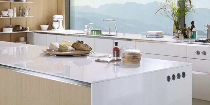 13 best cocinas blancas images on pinterest white for Las mejores cocinas