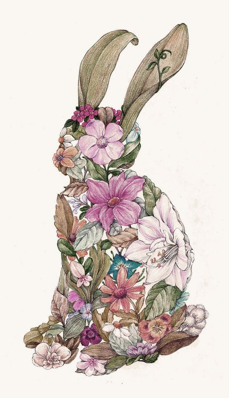 Louise Chen. Spring Bunny.