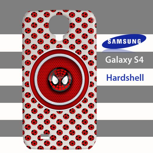 Spider Man Face Hole of Metal Samsung Galaxy S4