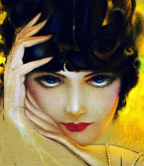 vintagegal:    Illustration by Rolf Armstrong c. 1930