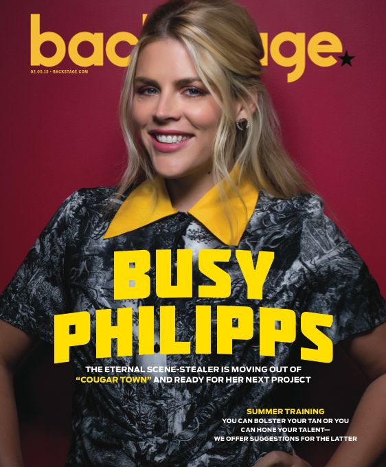 Busy Philipps - #backstage #busyphilipps #actor #interview http://www.backstage.com/interview/busy-philipps-pours-one-out-cougar-town/