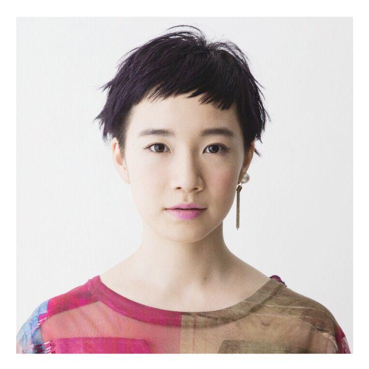 HAIR STYLIST▶FLOWERS/Sayaka Ura #CYAN #HAIRSTYLE #HAIRSALON #SHORTHAIR #JAPANESEGIRL #ショートヘア #ヘアカタログ #ヘアアレンジ #髪型