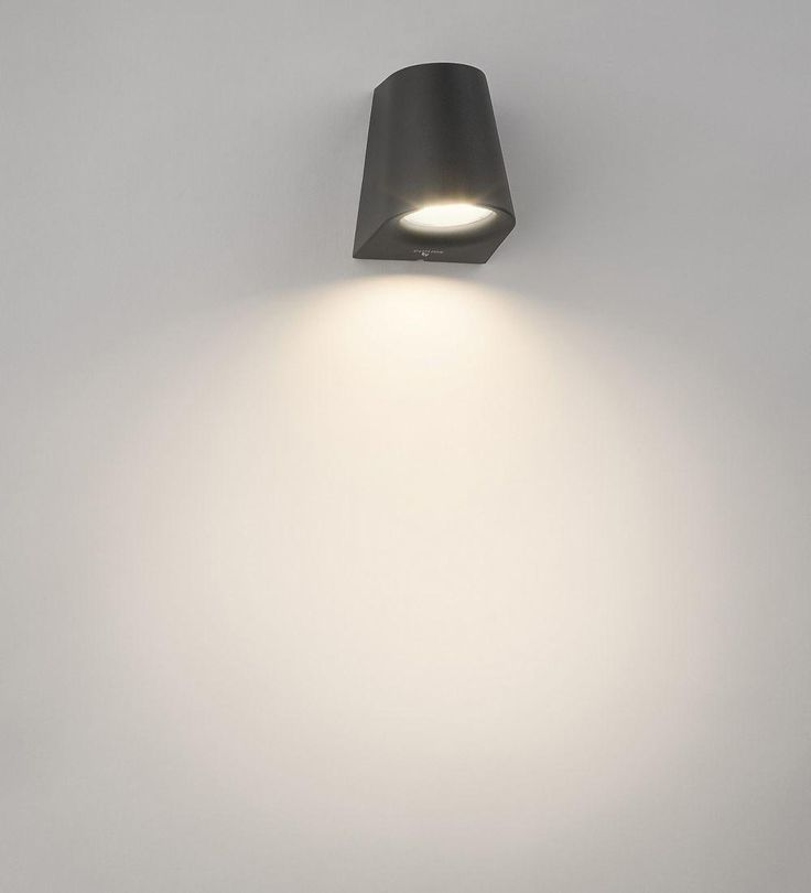 Buitenlamp Virga - Wandlamp - LED - Zwart - Philips myGarden