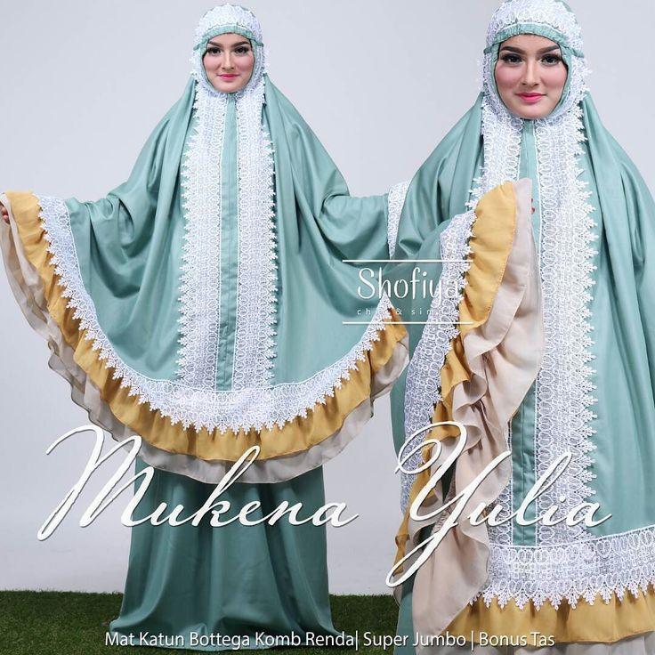 Mukena Yulia  Detail Ada di picture.  Shofiya Gamis Solo membuka kesempatan untuk gabung menjadi reseller kami. Dapatkan penghasilan tak terbatas  Info n pemesanan: 62 81231356279 62 81231356445  #hijab #hijabfashion #syari#ballotelli#resellersolo #syarionline #ORIBYSHOFIYA #hijabhunt #fashionweek #bestfashion #hijabchic #chichijabs #bajumuslim #mukena #gamissyari #surabaya #pekanbaru #medan #yogyakarta #depok #bandung #banjarmasin #jember #padang #makasar #jakarta #balikpapan #palembang