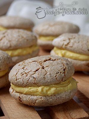 Padobranci – domaći Macarons