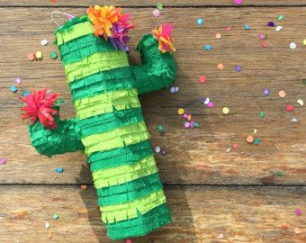 Mini Pinata 6 Party Favor Fiesta Decorations Mexican