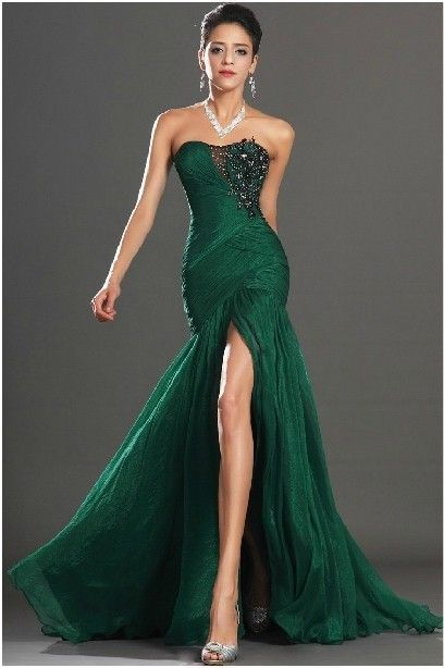 How To Look Smashing In An Evening Gown – Some Tips - Stylishwife