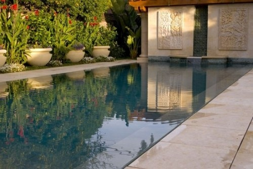12 best pools images on pinterest swimming pools pool - Invisible edge pool ...