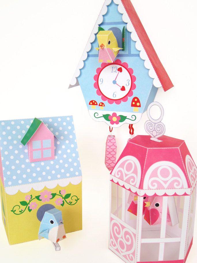MyMoleskine Templates & Paper Toys