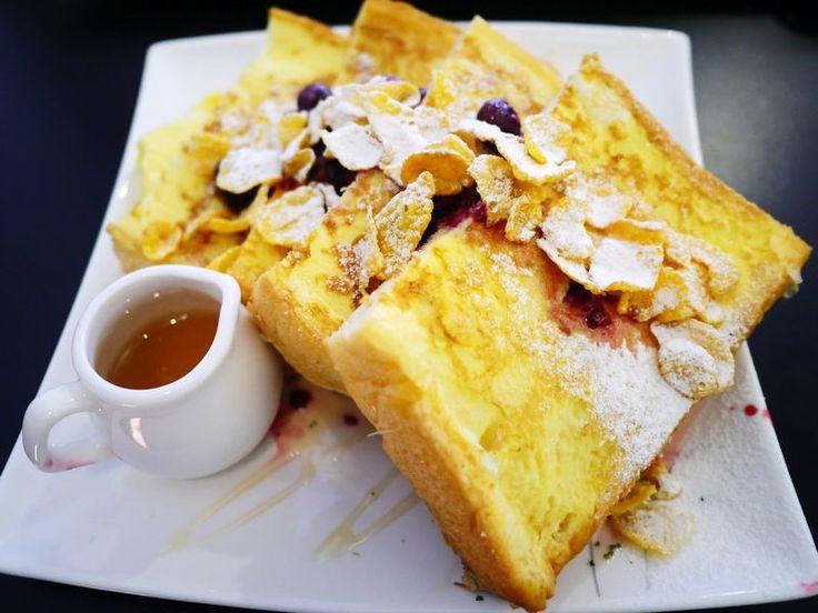 【新北】板橋 豐滿咖啡‧早午餐 高CP值brunch&法式吐司♥