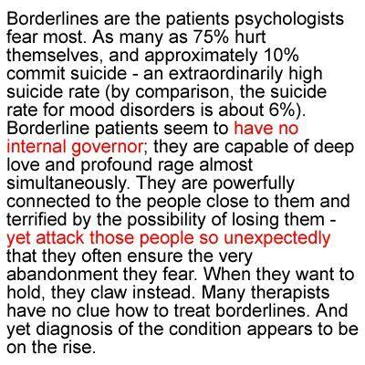 borderline personality disorder - photo #28