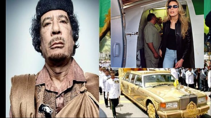 Muammar Gaddafi (6 year) interesting facts- Net worth,cars,houses,jet,Family,Biography-lifestyle - YouTube