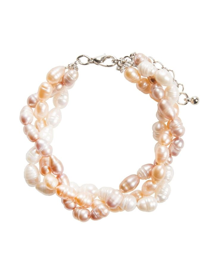 Pearl Twisted Bracelet From #Woolworths Bracelets always remind me of my mom. She's not much of a necklace lady, but she's mad about a gorgeous chunky bracelet!