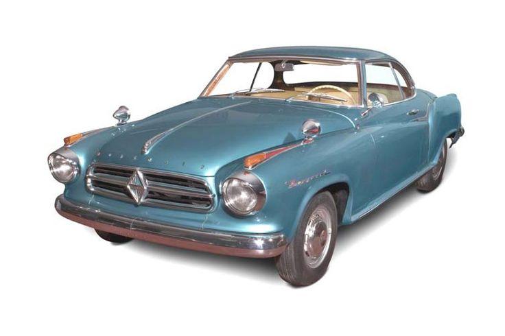 "Borgward 'Isabella TS Coupé"" 1959"