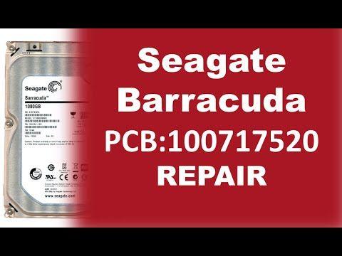 Seagate Barracuda  repair  data recovery   ST1000DM003      ST2000DM001 ...
