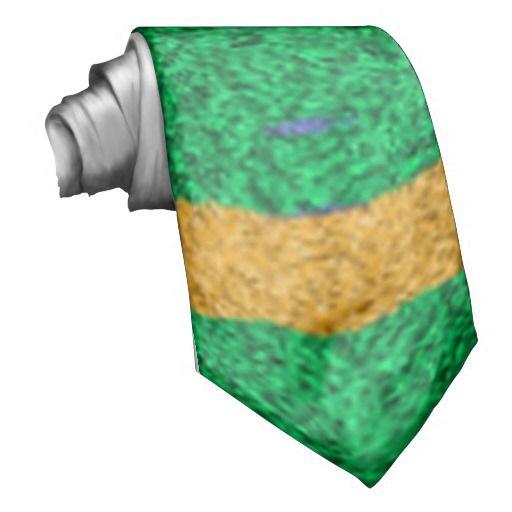 Modern trendy patterm neck tie