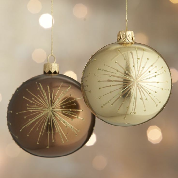 160 best Christmas Ornaments images on Pinterest | Holiday ideas ...