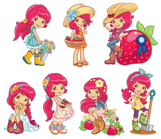 Strawberry Shortcake And Her Friends Names | www.imgkid ...
