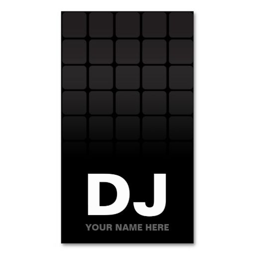 Mer enn 25 bra ideer om dj business cards p pinterest design av techno gradient dj business cards i love this design it is available for customization or ready to buy as is all you need is to add your business info to reheart Choice Image