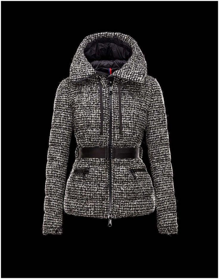 Moncler Mantel Neu - Moncler Gresselle Jacke Damen Schwarz