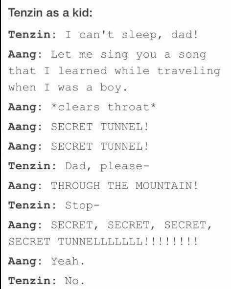 Avatar: The Last Airbender - Secret Tunnel Song