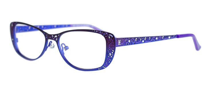 HELIUM 4231 PURPLE/BLUE | Vogue Optical - 2nd Pair Free - Designer Glasses, 2 Year Guarantee