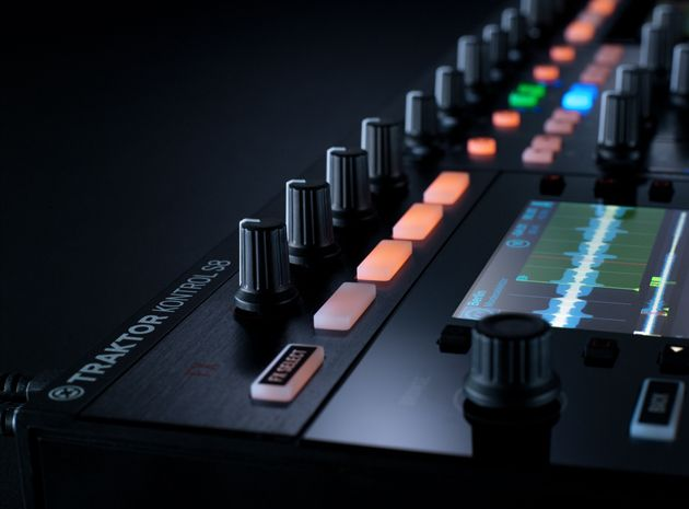 NI's latest Traktor DJ controller ditches old-fashioned jog wheels