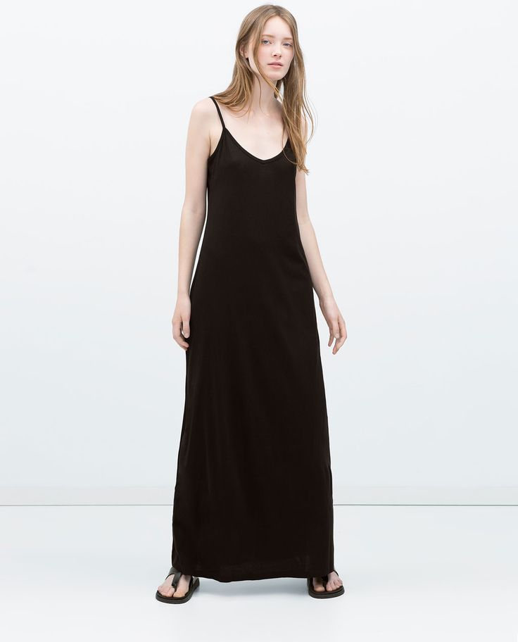 LONG STRIPED DRESS-Special Prices-WOMAN | ZARA United States