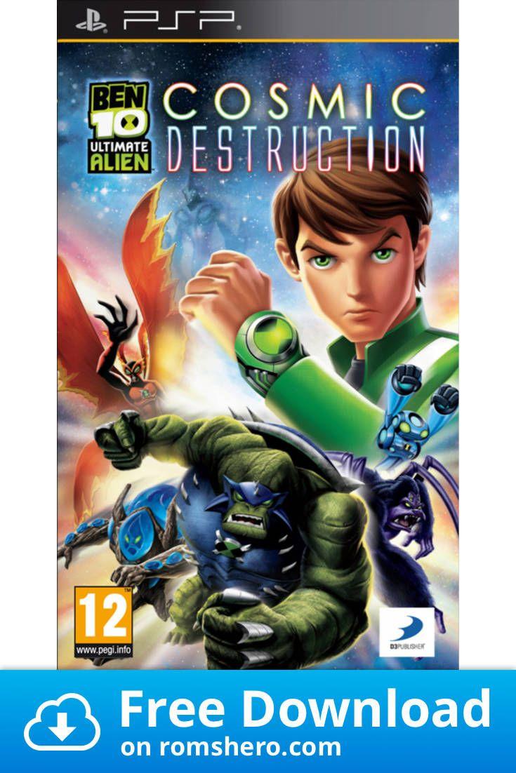 Download Ben 10 Ultimate Alien Cosmic Destruction
