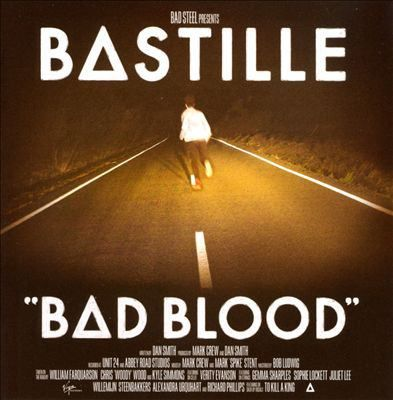 Bastille - Bad Blood Guys, this is one of my favorite albums. These guys set the bar high for Indie pop. If you've not listened to them yet, do it. You're missing out.
