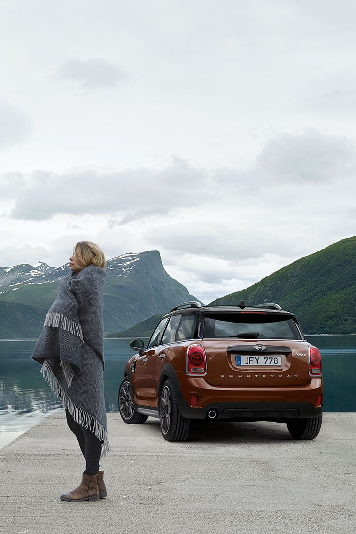 new MINI Countryman.