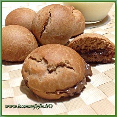 panini #nutella #merenda #bambini @ioconmiofiglio   Recipe / Ricette ...