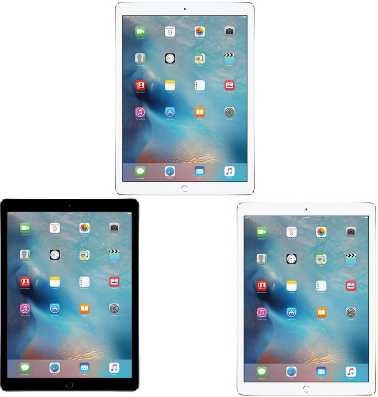 Apple IPad Pro 32GB Retina Display WiFi 12.9 Inch Tablet Brand New