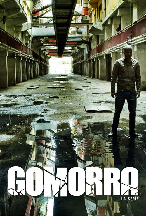 Gomorrah season 1, great series about Italian crime families, a must watch...