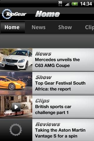 Keep up to date with Top Gear HQ 24 hours a day.<br/><br/>Do you love Top Gear?  Do you want to get more? <br/><br/>With the new Top Gear News app, you can get all the latest news, videos and random nonsense from the Top Gear team, wherever you are.  And it's completely free to download and use.<br/><br/>Here are just some of the great features:<br/><br/>- All the latest news, rants and opinions from Top Gear<br/>- Videos and photo galleries<br/>- Behind the scenes exclusives from the…
