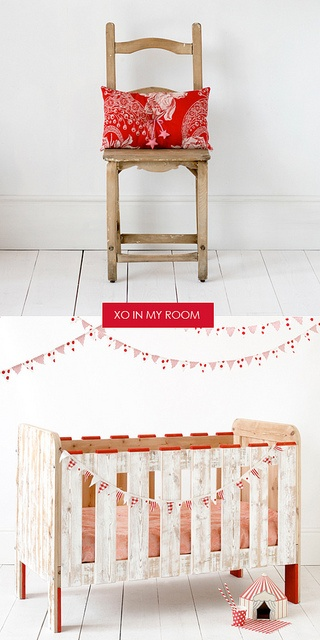 xo in my room by the style files, via Flickr: Style Baby, Kids Interiors, Baby Decor, Baby Beds, Baby Style, Baby Rooms, Kids Rooms, Baby Cribs, Baby Furniture
