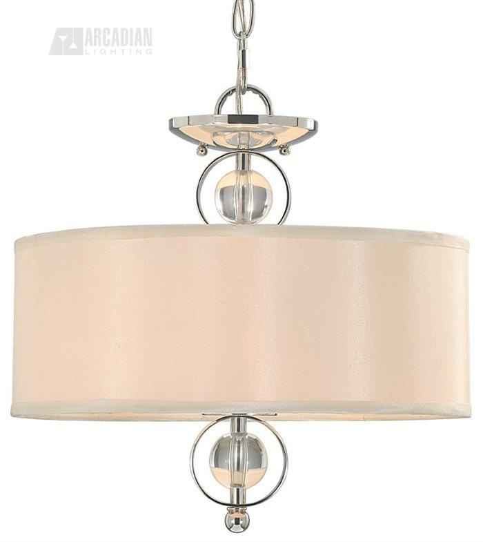 cerchi modern contemporary semi flush mount ceiling light