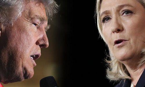 Politique - Participez au sondage : Pensez-vous que la victoire de Donald Trump alimentera les résultats du Front National en France ?