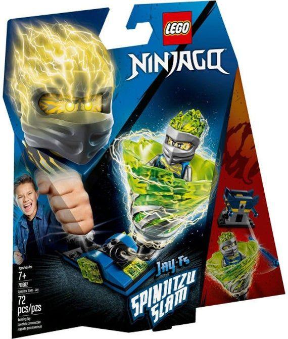 Lego Ninjago Spinjitzu Slam Jay 70682 Etsy Ninjago Spinjitzu Lego Ninjago Ninjago