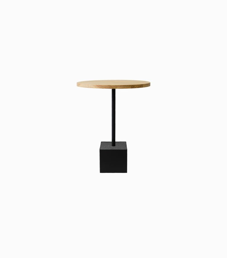 Restaurant Table | Cafe or Bistro Table | Plante by KROFT