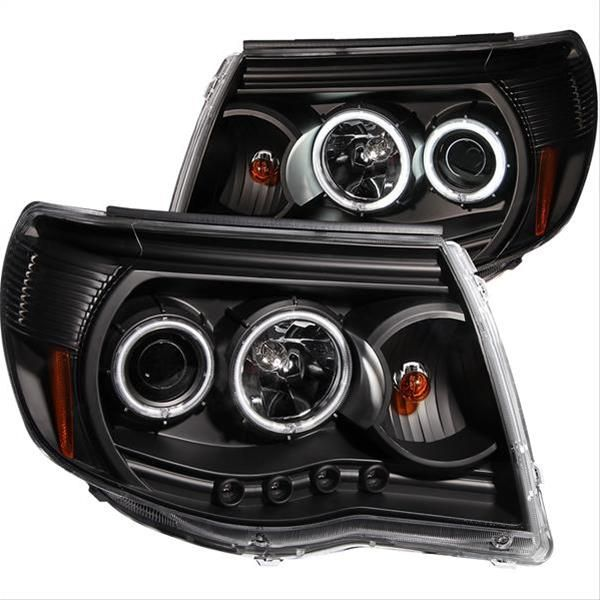 Find 2006 TOYOTA TACOMA Anzo Headlights 121282 and get Free Shipping on Orders Over $99 at Summit Racing!  Give your headlights a 30-minute update with Anzo headlights. These simple plug and play performance improvements give your vehicle a new look and added safety. These SAE and DOT-compliant headlights are rigorously tested to ensure superior operation for the improved visibility of your vehicle, no matter the time of day or weather conditions. Anzo headlights are computer-designed to…