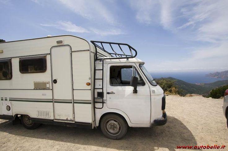 Fiat 238 camper Elnagh