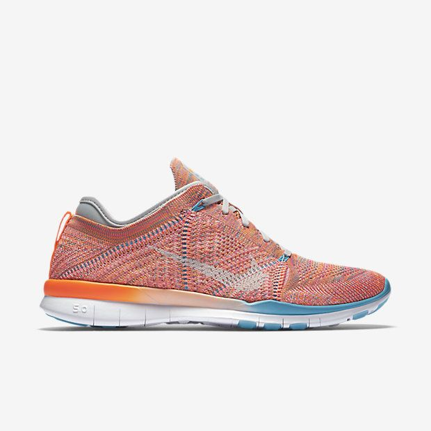women's nike flyknit rn free fuchsia lips images with kiss