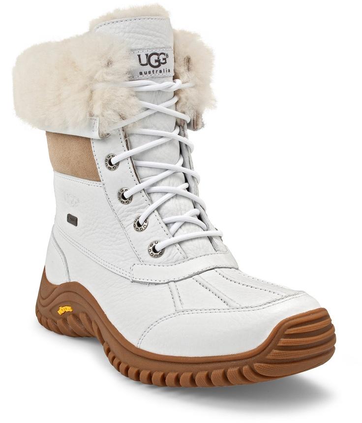 UGG Adirondack II Winter Boots | Cozy | Pinterest
