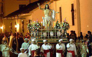 Semana Santa a Popayan.
