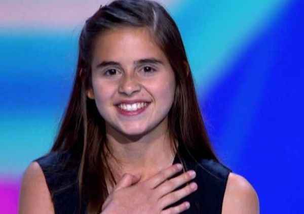 EXCLUSIVE: Get to Know The X Factor's 13-Year Old, Carly Rose Sonenclar #xfactor #shalomlife #jewish