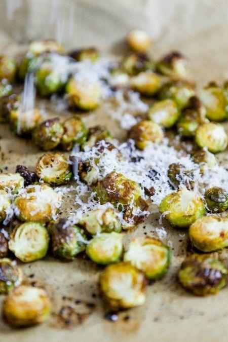 Gerösteter Rosenkohl aus dem Ofen – Rosenkohlliebe
