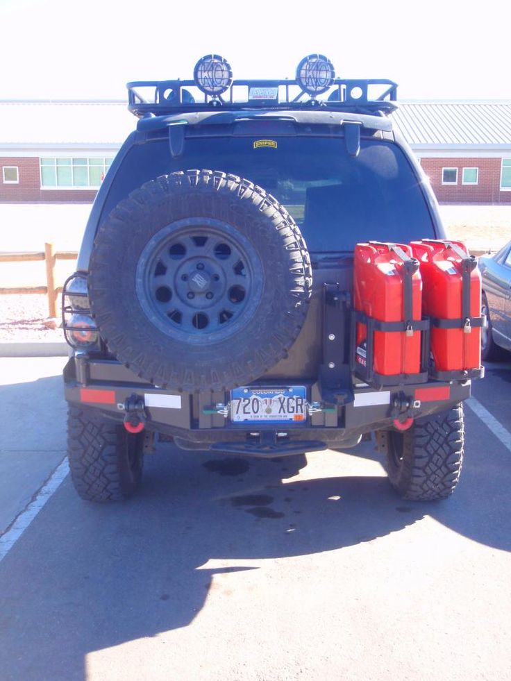 Not your everyday KJ Expedition Portal Jeep liberty