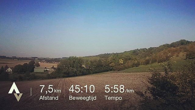 First training low pace ( 3 x 2.5 KM #run and 30 secs rest) after holiday with the kids and first training since last race in #boulognesurmer due to issue with right knee this time. .  So I'm running with knee patellar component now at the right knee. From the left to the right... 😏. .  Running through the #heatwave ( #canicule ) in the 7 Valleys #France was nice as training though. .  #runner #hautsdefrance #7Vallees #runners #runnersworld #RunItFast #runtastic #instarun #igers…