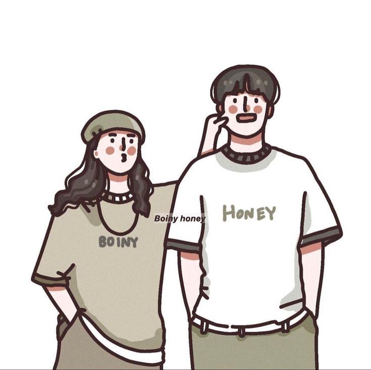 ป กพ นโดย Yuki ใน Couple ในป 2021 การ ต นค ภาพ